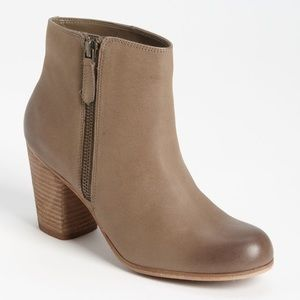 Nordstrom BP. Trolley Taupe Bootie